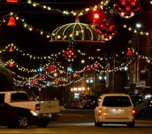 Christmas in Montgomery County, Indiana