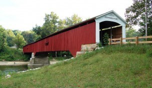 Deer's Mill Covered Bridge