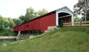 Deer's Mill Covered Bridge