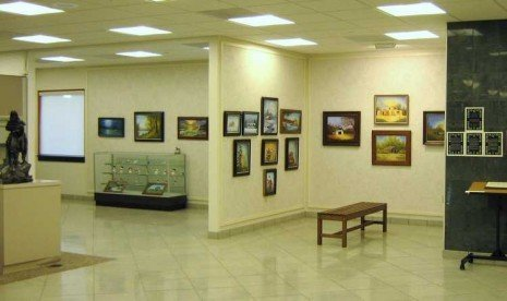 Mary Bishop Memorial Art Gallery