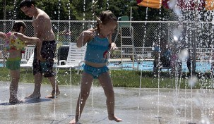 Milligan Park Pool & Splash Pad