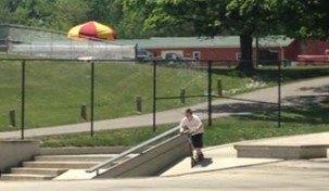Milligan Skate Park