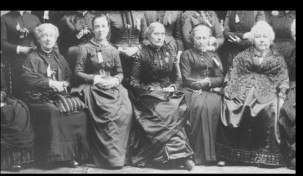 Self-Guided Walking Tour, Women's History