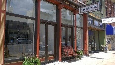 A-Second City Cafe