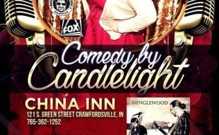 Comedy by Candlelight