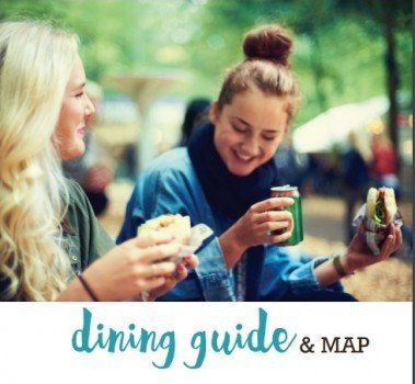 Dining Guide & Map