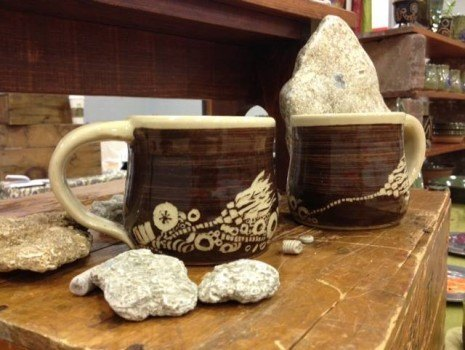 Crinoids in Clay @ Shades State Park ~ August 18th thru 20th