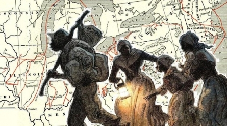 the impact of the underground railroad in the history of america The transcontinental railroad was built in the 1800s to connect council bluffs, iowa, with the san francisco bay and revolutionize transport in the us.
