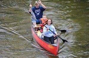 Family Friendly Float Trip