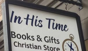 In His Time Books & Gifts