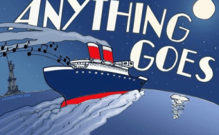 Anything Goes ~ Vanity Theater
