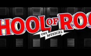 School of Rock ~ Vanity Theater