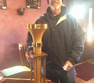 Indiana Bicentennial Torch in MoCo