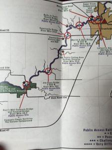 Sugar Creek Western Section