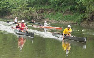 Friends of Sugar Creek Canoe Race