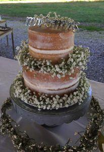Blissful Bakes & Cakes - Wedding Cake