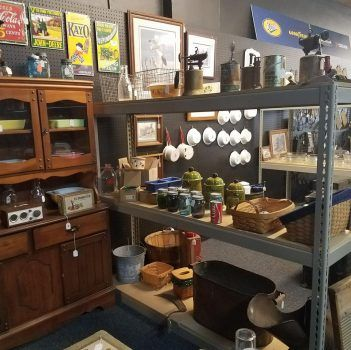 S & S Antiques and More