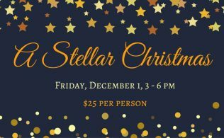 A Stellar Holiday Tea and Fashion Show
