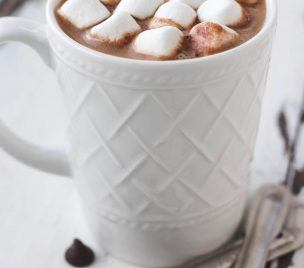 MoCo's Best Hot Chocolate