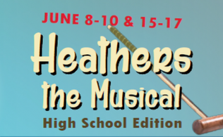 Sugar Creek Players 'Heathers the Musical- High School Edition'