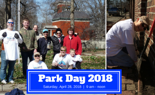 Park Day at the General Lew Wallace