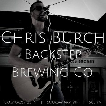 Chris Burch- Live at Backstep Brewing Co.