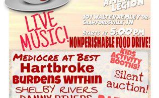 Crawfordsville Can Festival
