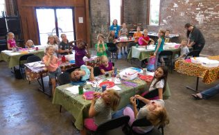 Kid's Summer Arts and Culture Camp