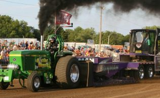 Montgomery County Pullers 4-H Truck & Tractor Pull