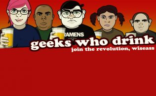 Geeks Who Drink at the Carnegie Museum