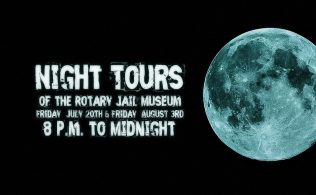 Night Tours at the Rotary Jail