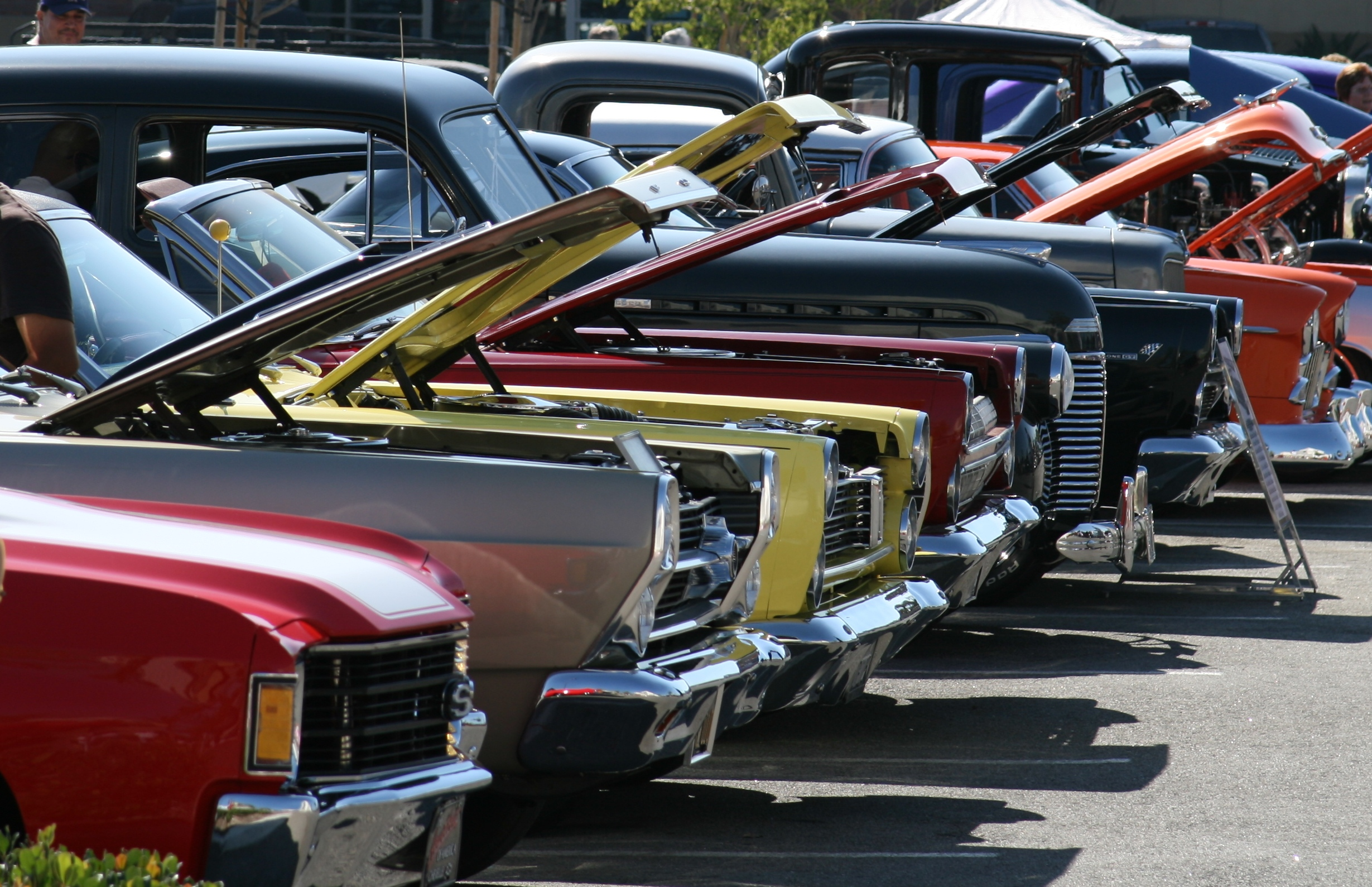 CarShow Montgomery County Visitors Convention Bureau - Car show pics