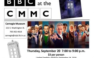 BBC at the CMMC- Doctor Who