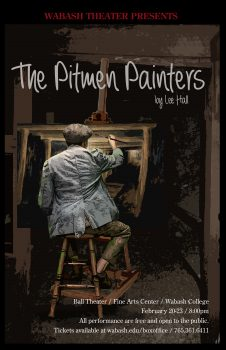 Theater Production: The Pitmen Painters