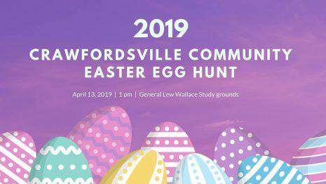 Crawfordsville Community Egg Hunt