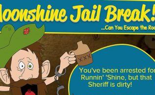 Moonshine Jail Break!
