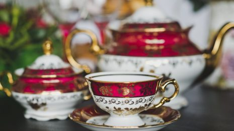 Holiday Tea & Fashion Show