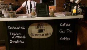 1832 Brew Espresso Bar