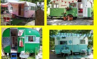 Vintage Camper Rally