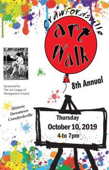 Crawfordsville Art Walk