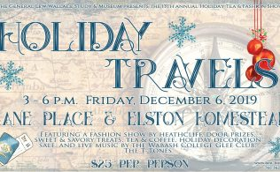 Holiday Travels: Holiday Tea and Fashion Show