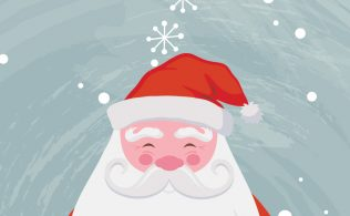 A Day with Santa
