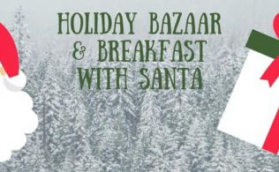 Holiday Bazaar and Breakfast with Santa