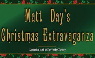 Matt Day's Christmas Extravaganza
