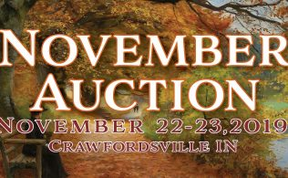 Route 32: November Auction