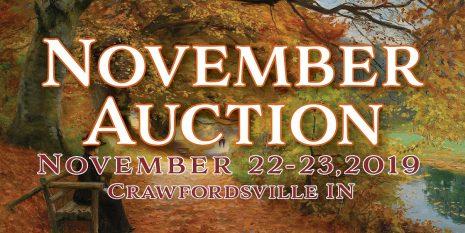 Route 32: November Auction