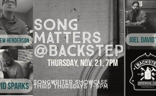 Song Matters @ Backstep