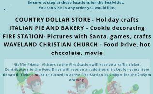 Waveland Town Christmas: Christmas Gathering