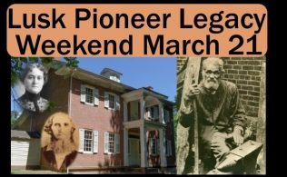 Lusk Pioneer Legacy Weekend