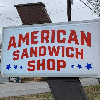 American Sandwich Shop
